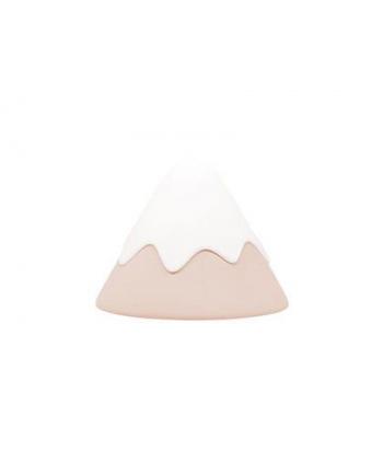 Lampka nocna allocacoc Snow Mountain DH0070PK/SNMTLP (Biały ciepły)