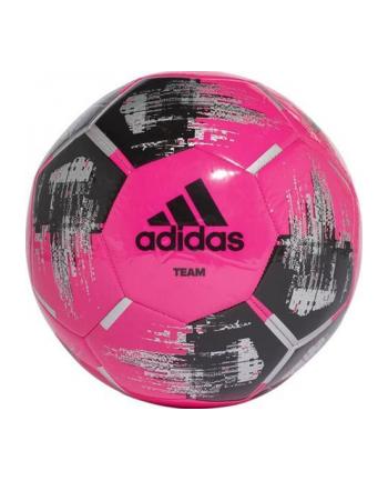 Pilka nożna adidas Team Glider różowa DY2508  4