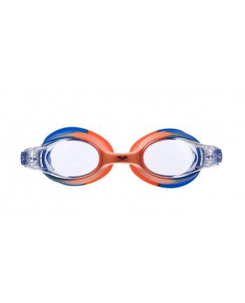 Okularki Arena (kolor niebiesko-pomarańczowy)