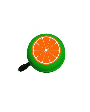 Zielony dzwonek rowerowy Bike Belle CITRUS