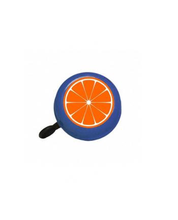 Granatowy dzwonek rowerowy Bike Belle CITRUS