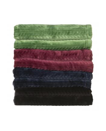 Koc Tuckano DABY Zielony DABY Zielony (150 x 200 cm; kolor zielony)