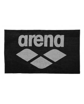 Ręcznik Arena 001993/550 (90 x 150 cm; kolor czarny)