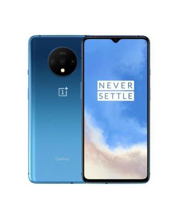Smartfon OnePlus 7T 128GB Glacier Blue (6 55 ; AMOLED; 2400x1080; 8GB; 3800mAh)