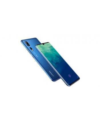 zte poland Smartfon ZTE Axon 10 Pro 4G 128GB Blue (6 47 ; AMOLED; 2340x1080; 6GB; 4000mAh)