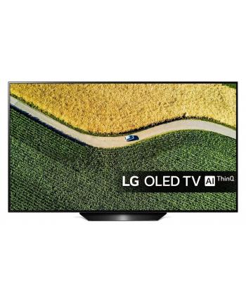 Telewizor 65  OLED LG OLED65B9 (4K 3840x2160; SmartTV; DVB-C  DVB-S2  DVB-T2)