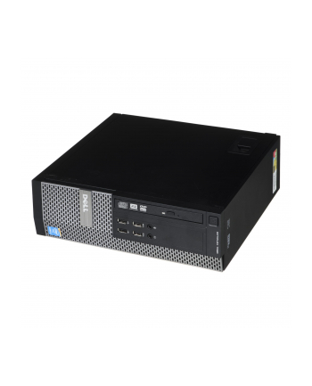 DELL OptiPlex 7020 i5-4590 8GB 128GB SSD DVD SFF Win10pro UŻYWANY