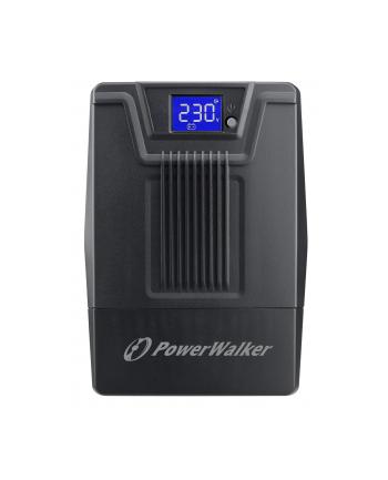 Zasilacz awaryjny UPS POWER WALKER VI 800 SCL (Desktop; 800VA)