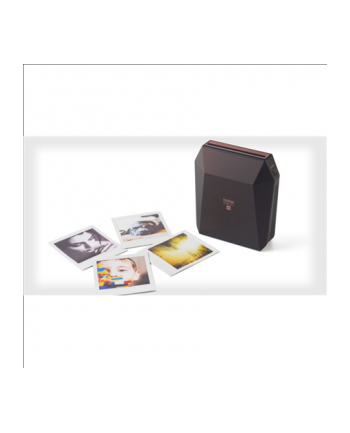 Fujifilm Instax SHARE SP-3 Black (square format instax films)