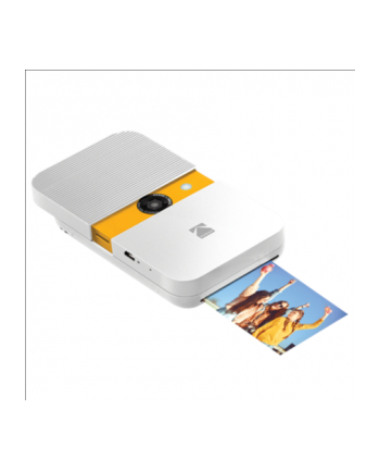 Kodak Smile Camera - White/Yellow
