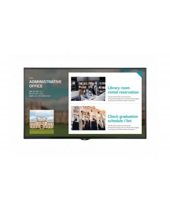Monitor LG 55SE3KE 1TG166 (55 ; IPS; FullHD 1920x1080; 2 x HDMI 2.0  DVI-D; kolor czarny)