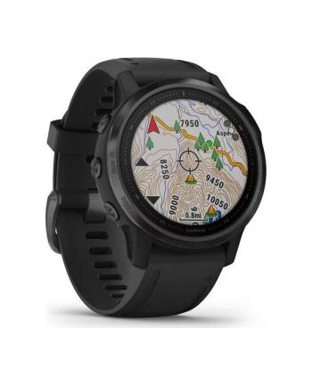Zegarek sportowy Garmin Fenix 6S (black)