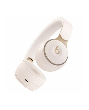 apple Słuchawki bezprzewodowe Beats Solo Pro Wireless z redukcją szumów - kość słoniowa