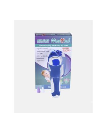 mesmed Aspirator elektroniczny do nosa MM-116 Delfinosek