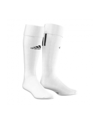 Getry piłkarski Adidas Getry piłkarskie adidas Santos (męskie; 37-39; kolor biały)