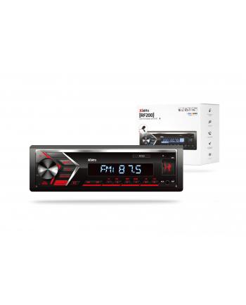 Radioodtwarzacz samochodowy Xblitz RF200