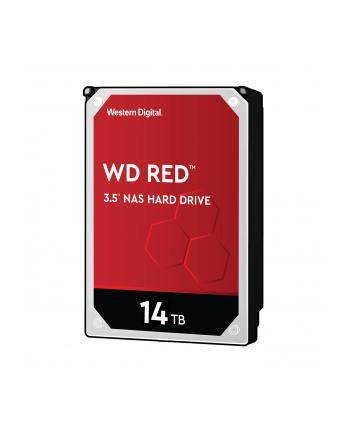 Dysk serwerowy WD Red WD140EFFX (14 TB HDD 14 TB; 35 ; SATA III; 256 MB; 5400 obr/min)