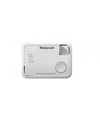 honeywell *XC70-PL-A Detektor tlenku węgla (czadu) z funkcjš Alarm Scan -  wykonanie standardowe