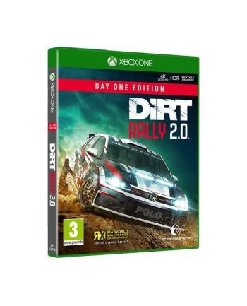 koch *Gra Xone Dirt Rally 2.0 Day One