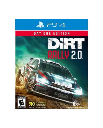 koch *Gra PS4 Dirt Rally 2.0 Day One