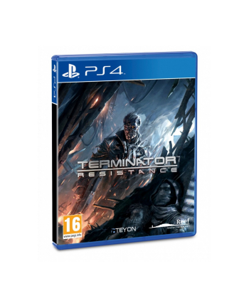 koch *Gra PS4 Terminator Resistance