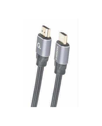 Kabel GEMBIRD Seria premium CCBP-HDMI-10M (HDMI M - HDMI M; 10m; kolor czarny)