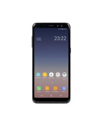samsung electronics polska Smartfon Samsung Galaxy A8 32GB Black (5 6 ; Super AMOLED; 2220x1080; 4GB; 3000mAh)