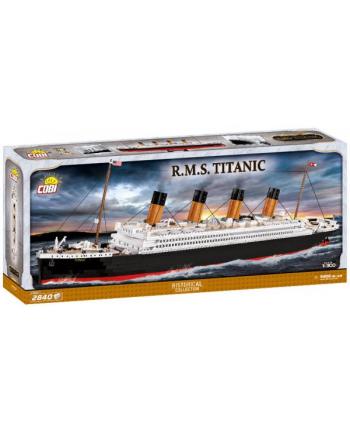 COBI 1916 ACTION TOWN R.M.S. Titanic 1:3000 2840 klocków