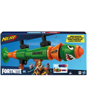 Nerf Wyrzutnia Fortnite RL E7511 HASBRO