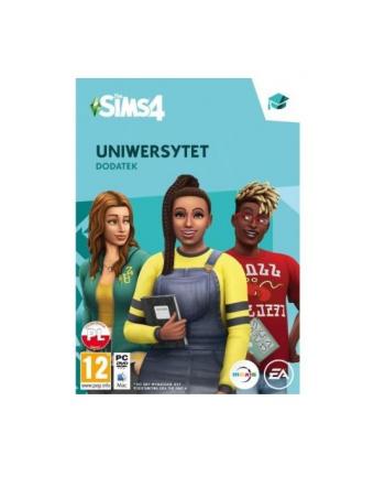 ea *Gra PC Sims 4 + Sims 4 Universytet dodatek