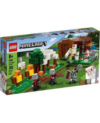 LEGO 21159 MINECRAFT Kryjówka rozbójników p3