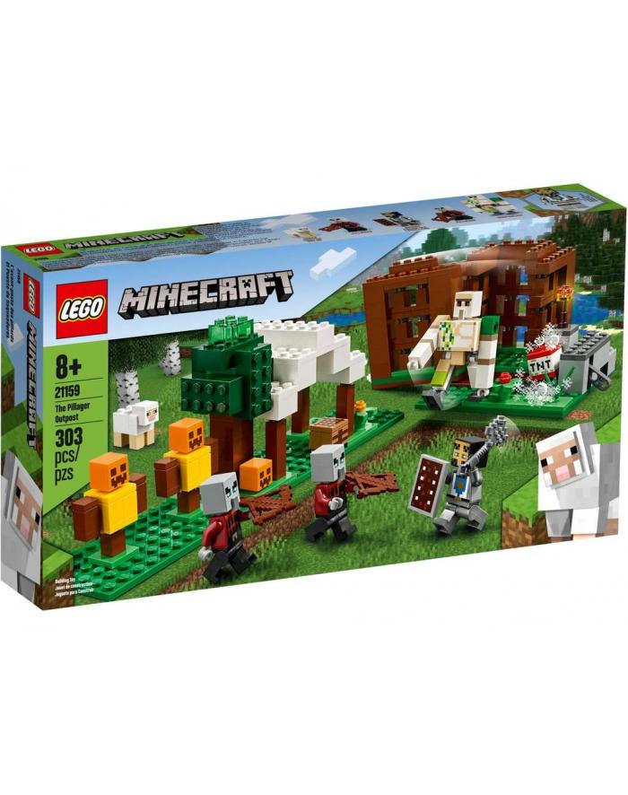 LEGO 21159 MINECRAFT Kryjówka rozbójników p3 główny