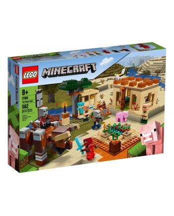 LEGO 21160 MINECRAFT Najazd Złosadników p3