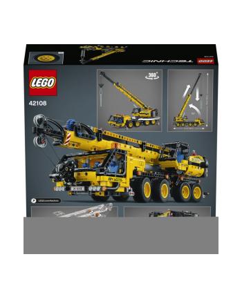 LEGO 42108 TECHNIC Żuraw samochodowy p2