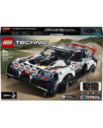 LEGO 42109 TECHNIC Auto wyścigowe Top Gear sterowane przez aplikację p3