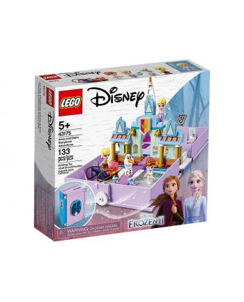 LEGO 43175 DISNEY PRINCESS Książka z przygodami Anny i Elsy p6
