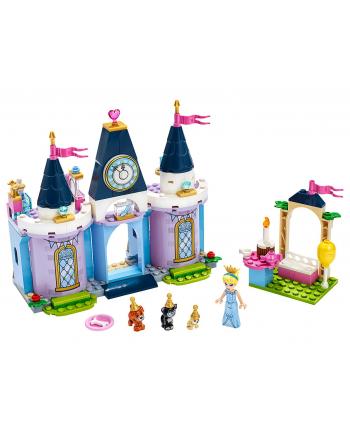 LEGO 43178 DISNEY PRINCESS Przyjęcie w zamku Kopciuszka p3