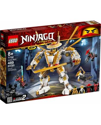 LEGO 71702 NINJAGO Zlota zbroja p4