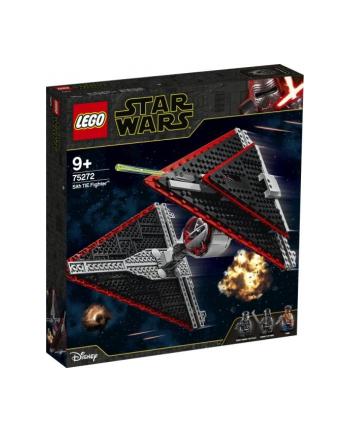 LEGO 75272 STAR WARS TM Myśliwiec TIE Sithów p4