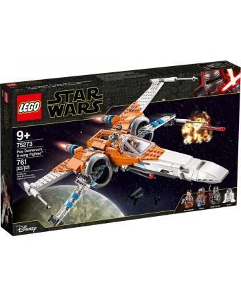 LEGO 75273 STAR WARS TM Myśliwiec X-Wing Poe Damerona  p3