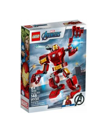 LEGO 76140 SUPER HEROES Mech Iron Mana p4