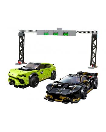 LEGO 76899 SPEED CHAMPIONS Lamborghini Urus ST-X, Lamborghini Huracan Super Trofeo EVO p3