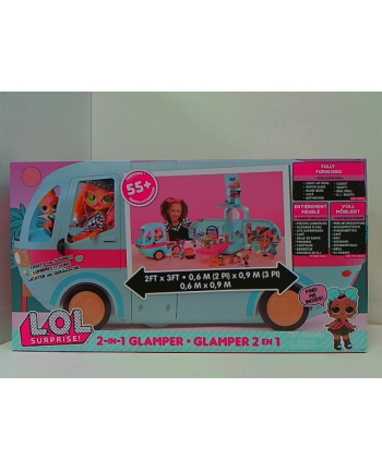 mga entertainment LOL Surprise! Glamper Kamper 2w1 p2 559771