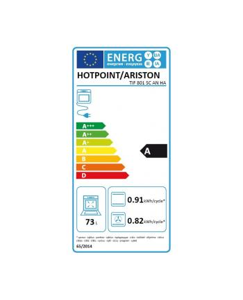 hotpoint-ariston Piekarnik TIF801 SC AN HA