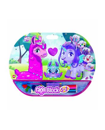 as company Zestaw 5w1 Gigablock Lama