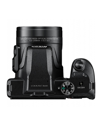 nikon Aparat kompaktowy B600 black