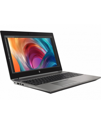 hp inc. Notebook ZBook 15 G6 i7-9850H 512/32/W10P/15,6 6TV18EA