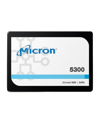 micron Dysk twardy 5300PRO 7.68TB SATA 2.5 cala NON-SED