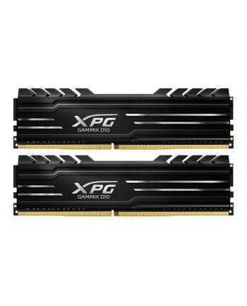 adata Pamięć XPG GAMMIX D10 DDR4 3200 DIMM 16GB (2x8) 16-20-20