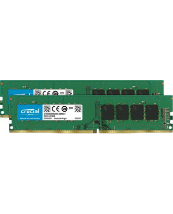 crucial Pamięć DDR4 64GB/3200 (2x32GB) CL22